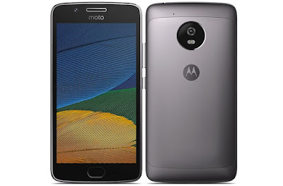 Moto G5 & G5 Plus Specifications & Images
