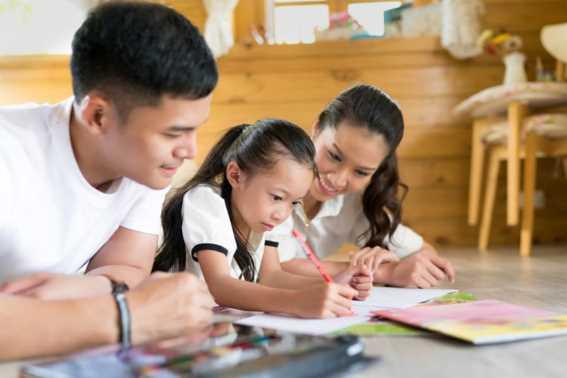 Cara Mendidik Anak Perempuan Agar Tumbuh Mempesona