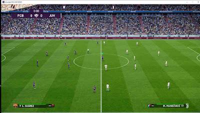 PES 2020 Turf Mod V3 by DanieL