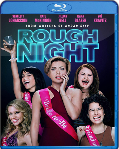 Rough Night [2017] [BD25] [Latino]