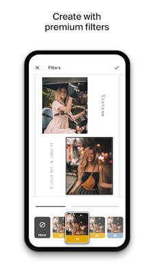 MADE – STORY EDITOR & COLLAGE (MOD, PREMIUM UNLOCKED)