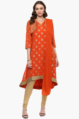 Biba Salwar & Churidar Suits with 40% off