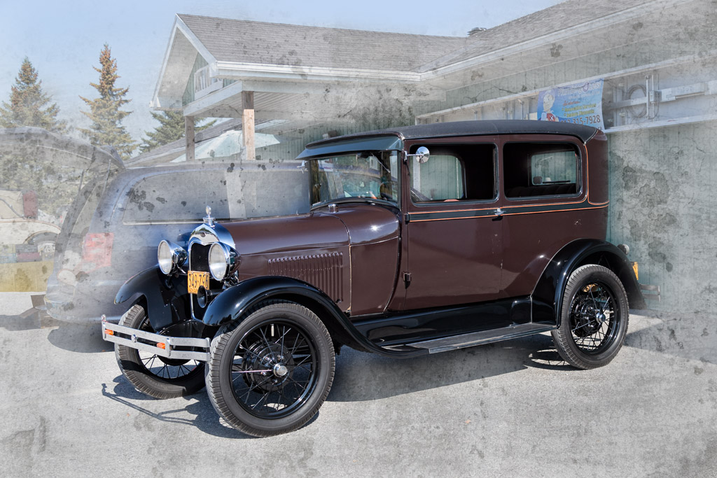 The AC is On: Vintage Automobiles