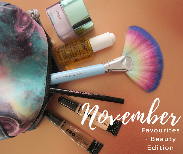 November Favourites | Beauty Edition