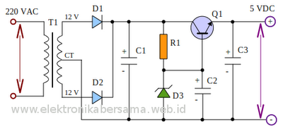 5vdc_powersupply_zener