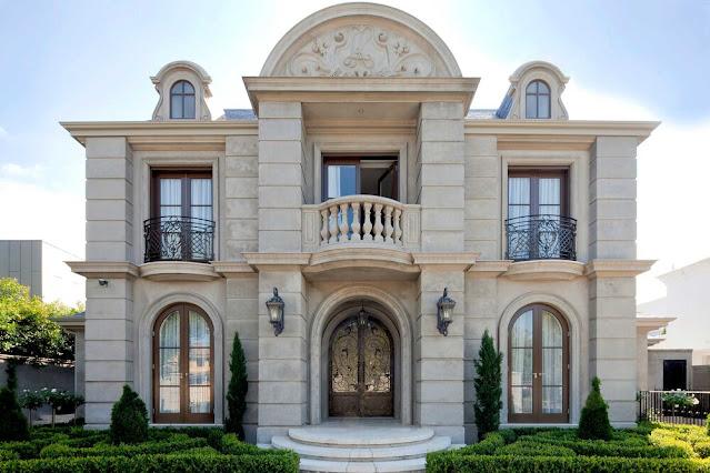 5 Rumah Gaya Mediterania ini Keren Banget (Layak Ditiru)