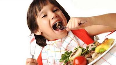 Mengunyah Makanan dengan Benar