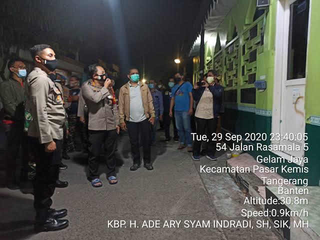 Begini Pengakuan Pelaku Vandalisme Musala di Kota Tangerang kepada Polisi