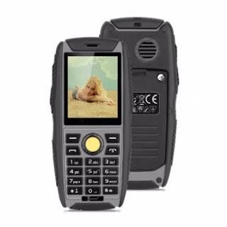 Spesifikasi Hape Outdoor Ken Mobile Proofings W3 Pro