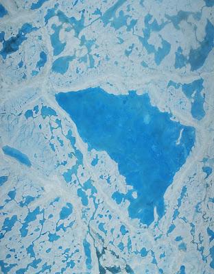 Deshielo del Ártico - Una Galaxia Maravillosa
