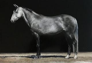 hiperrealistas-pinturas-con-paisajes-y-caballos caballos-y-paisajes-pinturas hiperrealistas