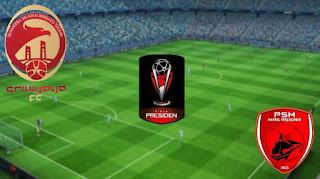 Sriwijaya FC Juara 3 Piala Presiden Setelah Kandaskan PSMS Medan