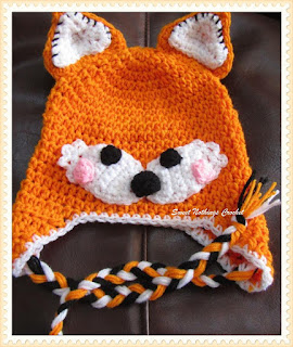 free animal cute crochet cap pattern