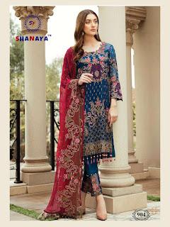 Shanaya hit Design Pakistani Suits Collection Wholesaler