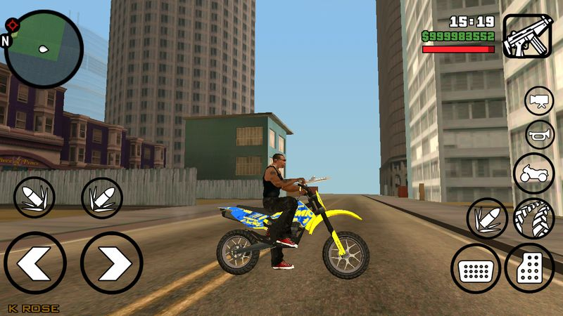 gta sa best mods android