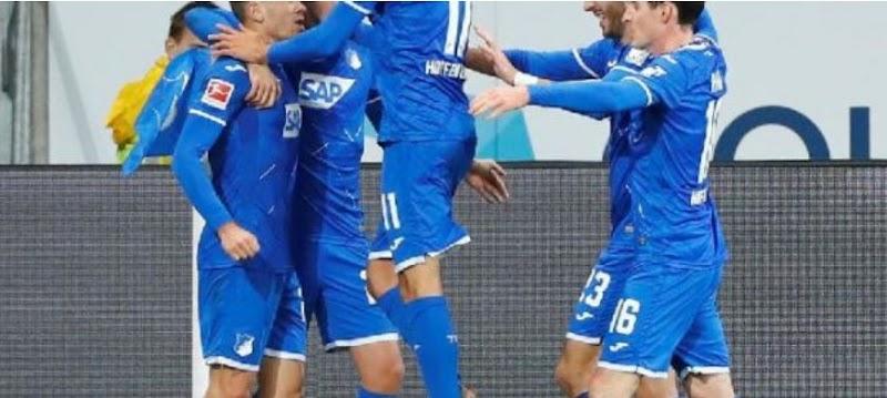 Hoffenheim Stun Dortmund 2-1 NaManheru Kuuya Kwekupedzisira