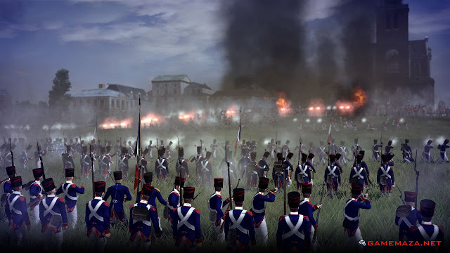 Napolean Total War Gameplay Screenshot 1