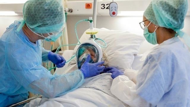 Κορωνοϊός: 152 ασθενείς νοσηλεύονται στα νοσοκομεία της Περ. Πελοποννήσου
