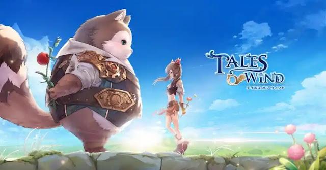 Tales of Wind é um jogo para Android e iOS