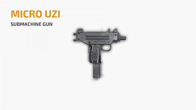Senjata terbaik di PUBG Mobile Lite 3