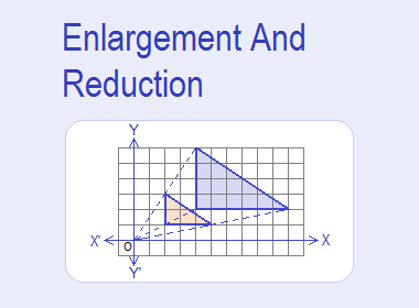 Enlargement And Reduction