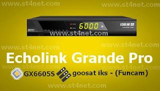 Echolink Grande Pro info