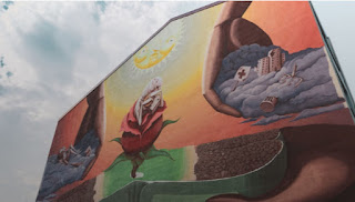 TOward 2030 murales a Torino
