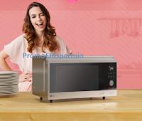 Logo LG Magia Neochef : vinci gratis forni a microonde