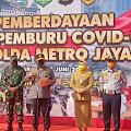 Kapolda Metro Jaya Konsolidasi Tekan Kenaikan Kasus Covid-19 Akibat Libur Panjang