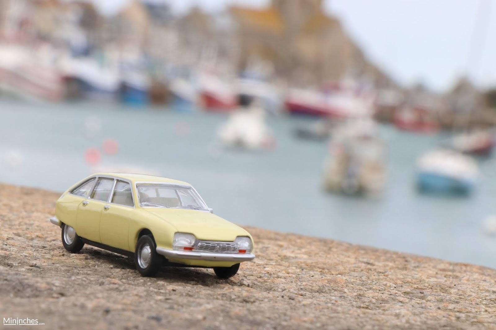 jaune Primevère Norev 310915 Citroën GS 1:65