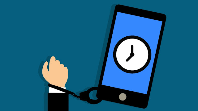 Find how much time you spend ion your Android phone