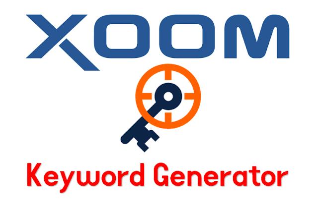 Free Keyword Generator Tool By Xoom Internet