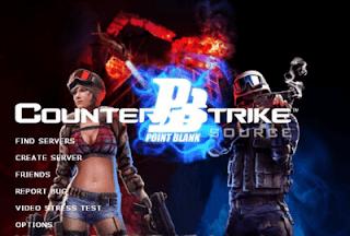 Counter Strike Mod Point Blank (Cspb) Apk Offline V4.5 Android