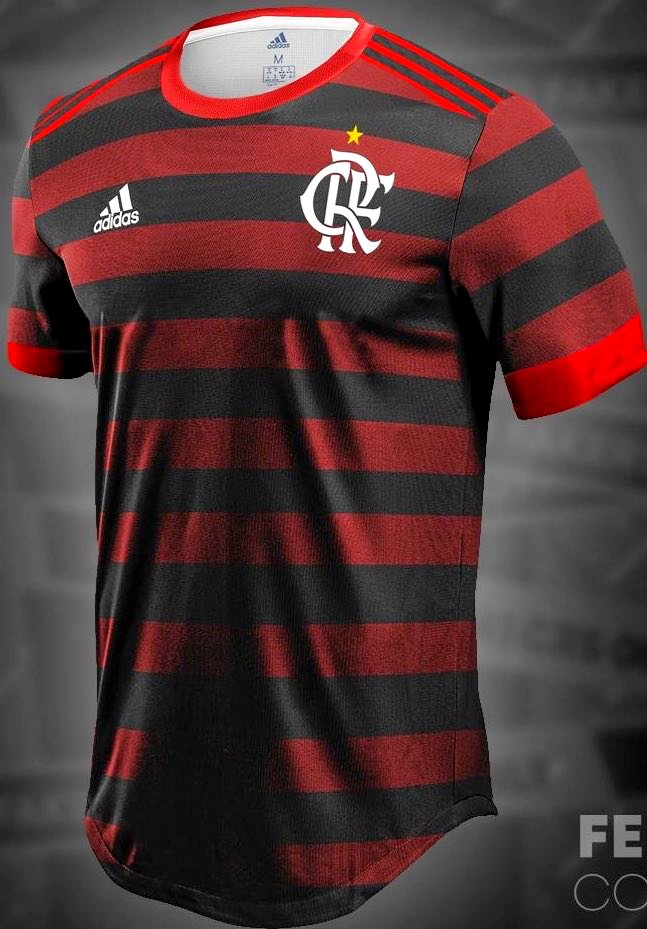 997c7fff593 Flamengo venderá nova camisa sem patrocínio no clássico