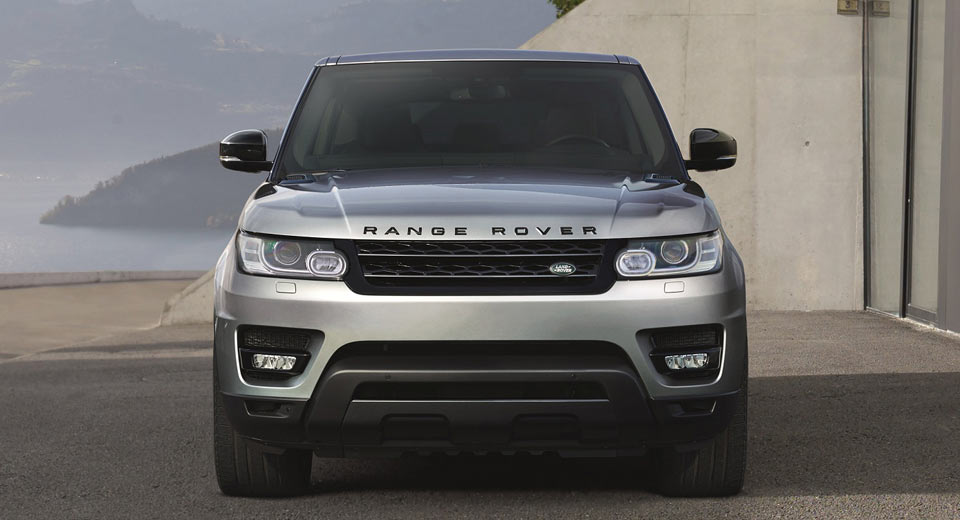 2017 range rover sport arrives in the us priced from 65 650. Black Bedroom Furniture Sets. Home Design Ideas
