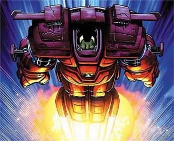 Hulkbuster 2 cómics