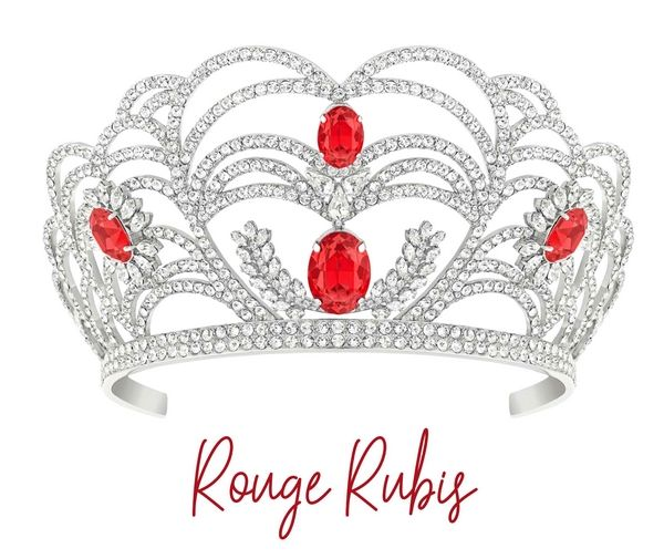 Rouge Rubis, la couronne Miss France 2020 by Julien d'Orcel