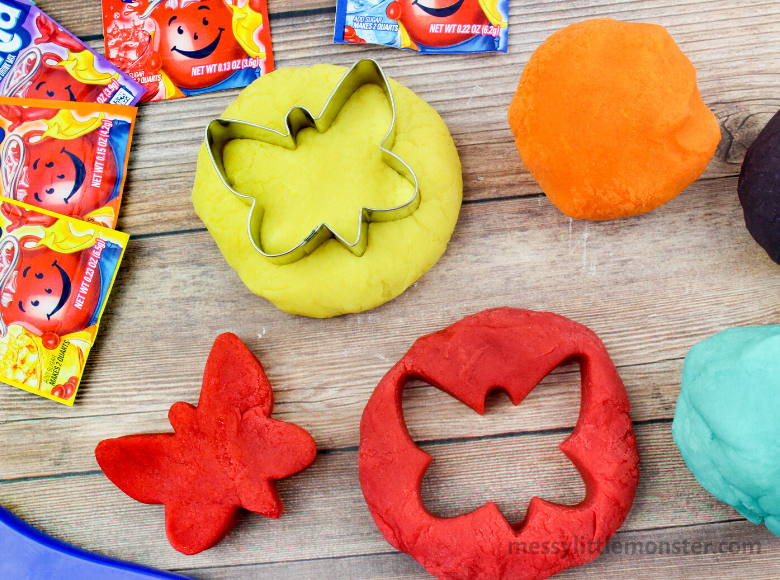 Easy Homemade Playdough Recipe