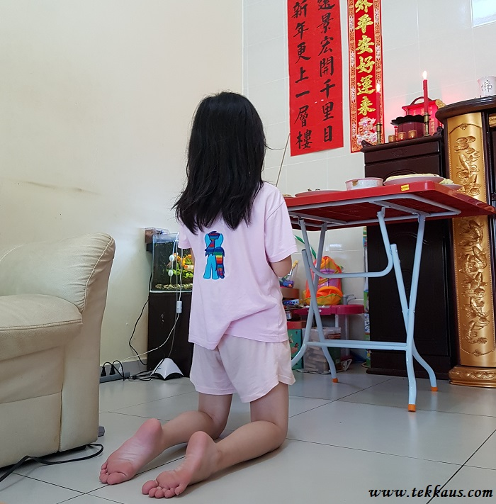 Prayers for Our Ancestors During Qing Ming Festival (2020)