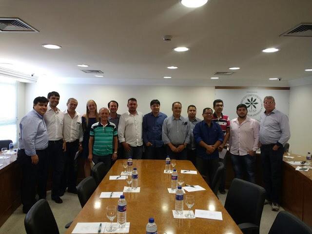 Registro-SP passa a ser sede da Confederação Nacional dos Bananicultores com nova diretoria