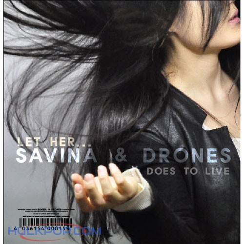 Savina & Drones – Does To Live – EP