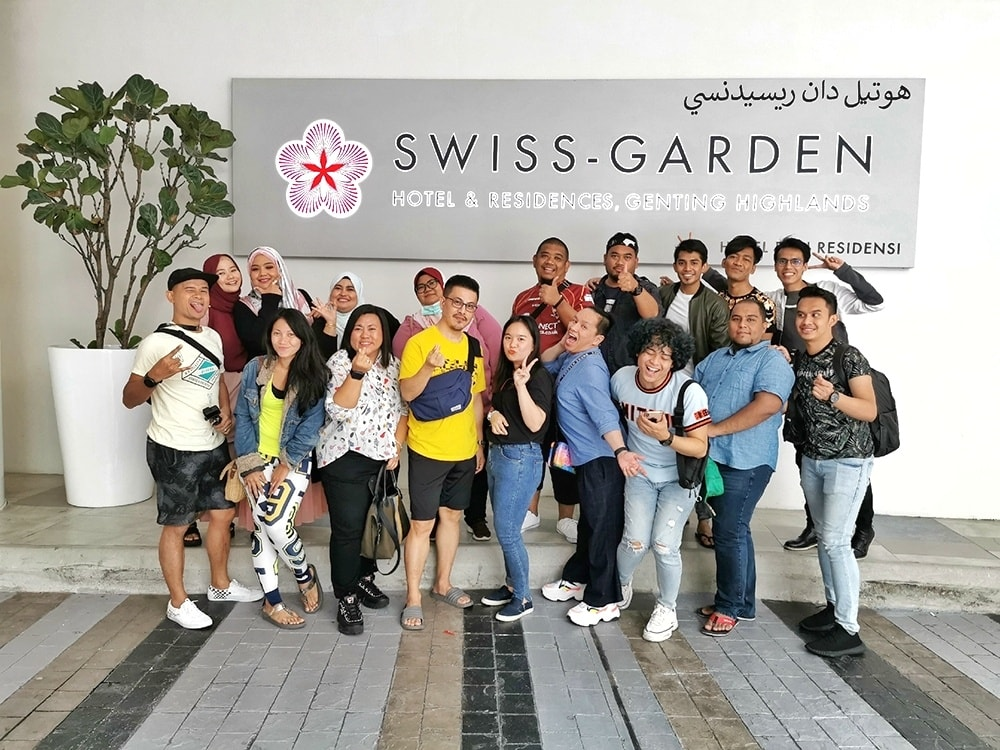 Swiss Garden Hotel & Residences Genting Highlands, Rawlins Travels, Staycation Beauty, Toscana Medi Clinic, Hotel di Genting Highlands, Cuti-Cuti Malaysia