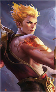 Valir Son Of Flame Heroes Mage of Skins V1