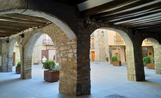 Interior de Salàs de Pallars