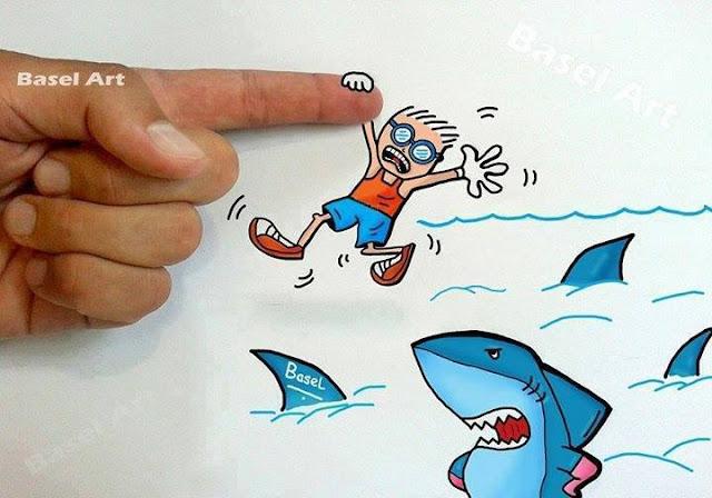 gambar kartun yang keren dan juga kreatif-11