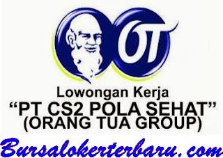 Lowongan Kerja Tangerang : PT CS2 POLA SEHAT (Orang Tua Group) - Engineering Staff