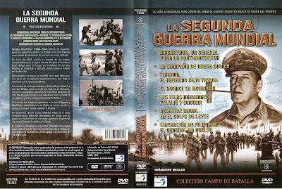 Carátula - Colección Campo de Batalla - DVD 8