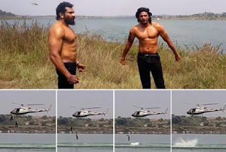 2 Dead In Kannada Film Stunt