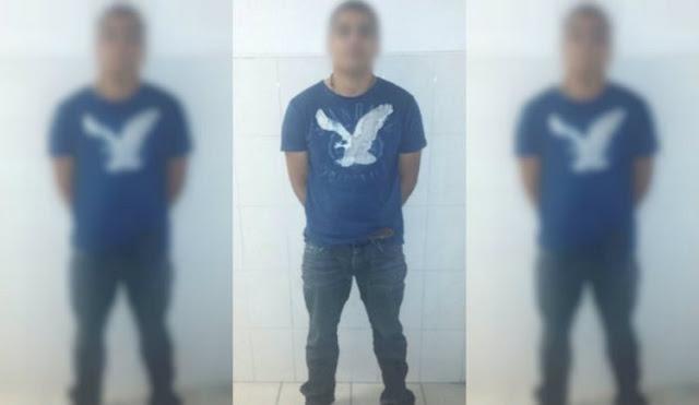 """Cae narco de """"La Línea"""" y al revisarlo se encontraron que era buscado por EU"""