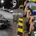 Video captures shocking gunfight between QCPD and PDEA at Ever Commonwealth Avenue in Quezon City